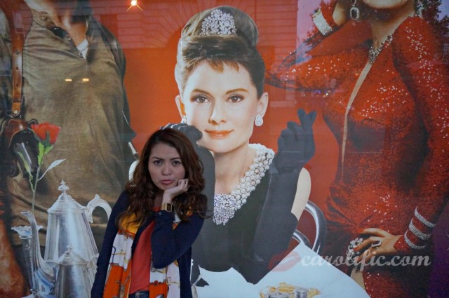 London, Travel, Europe, Britain, UK, United Kingdom, Madame Tussauds, Madame Tussauds London, Audrey Hepburn