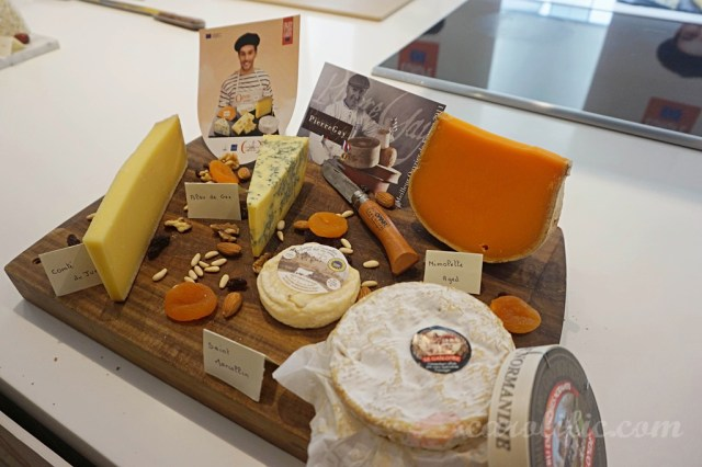 Cheese-European Cheese-Cheese Master-Fromage 101-Cheese Platter-How To