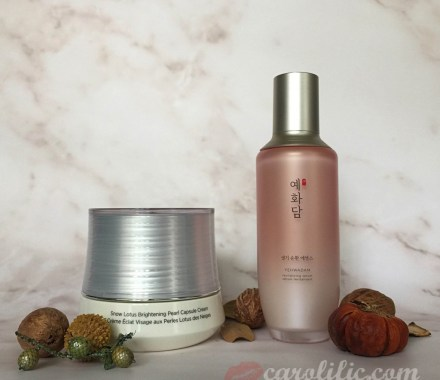 The Face Shop - Yehwadam - Review - Skin Care - Anti Ageing