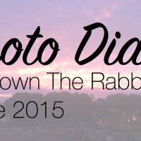 Down The Rabbit Hole 2015 // Photo Diary