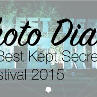 Best Kept Secret Festival 2015 // Photo Diary