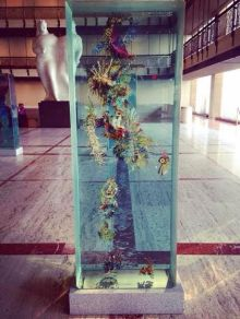 New York City Ballet, Dustin Yellin Glass Dancers