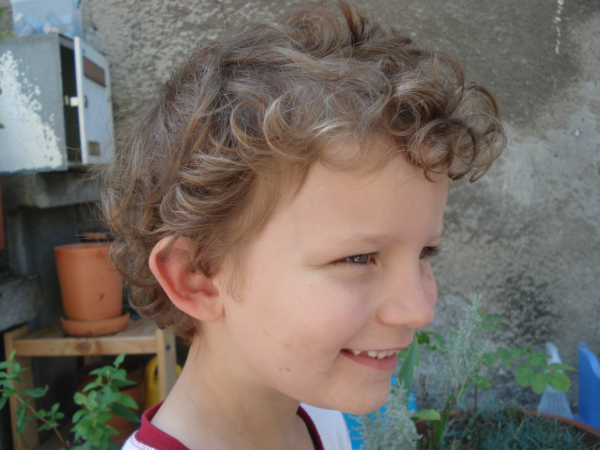 How to Cut a Little Boy s Hair — Almost Frugal
