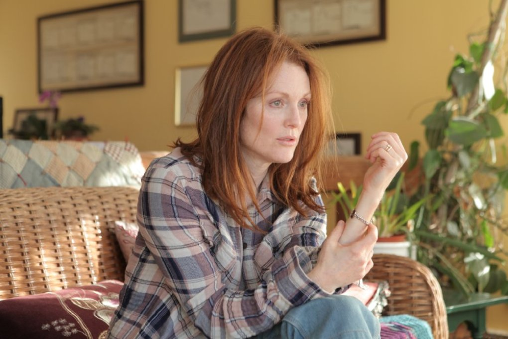 Still Alice was one of the films I saw at Glasgow Film Festival in 2015