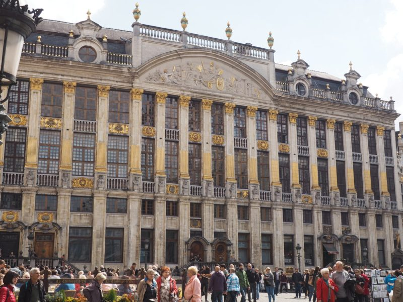 Read my guide for two days and nights in Brussels.. More than enough for this fun, colourful city | almostginger.com