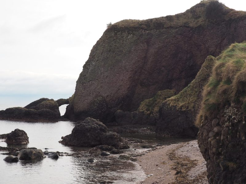Cushendun Caves is one of the Game of Thrones Film Locations in Northern Ireland