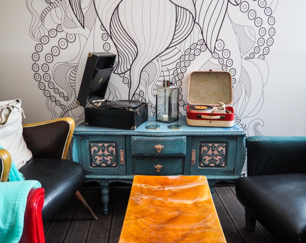 Noobai Café in Lisbon, Portugal | 3 Days in Lisbon Itinerary