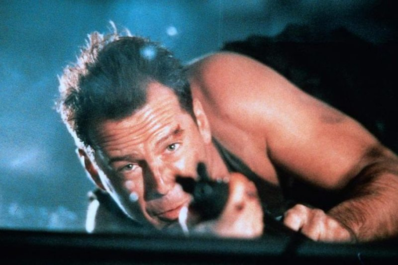Die Hard is a Christmas movie made for the Scrooges and Grinches of the world! | almostginger.com