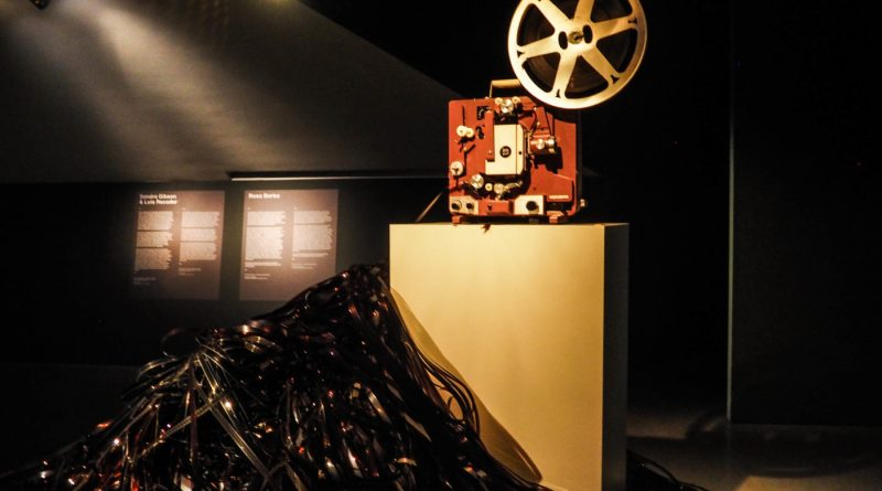 Read all about my experience of the EYE Film Museum and Cinema in Amsterdam | almostginger.com