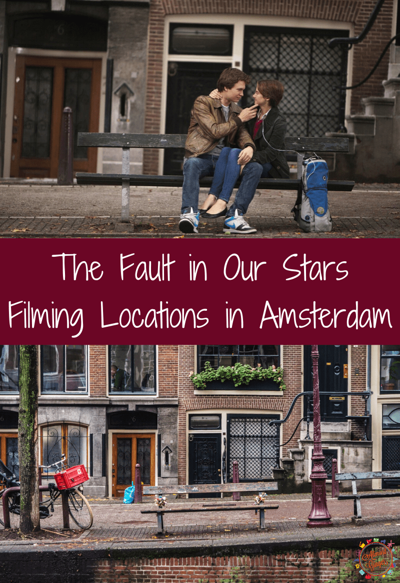 The Fault in Our Stars Filming Locations in Amsterdam | almostginger.com
