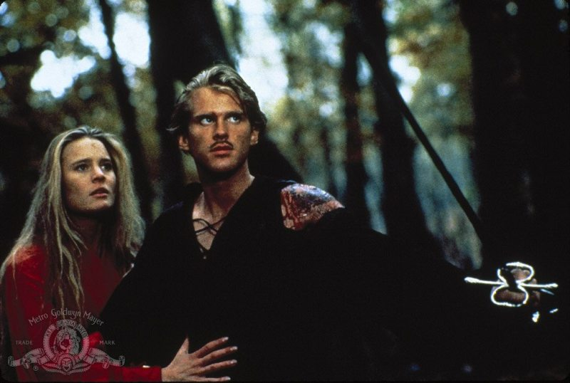 The Princess Bride is a Christmas movie made for the Scrooges and Grinches of the world! | almostginger.com