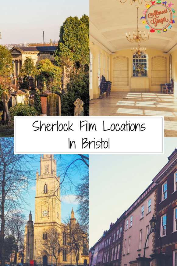 Sherlock Film Locations in Bristol | almostginger.com