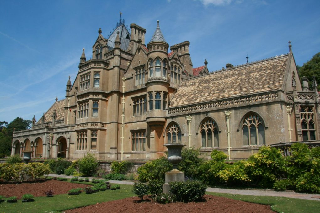 One of the main Sherlock Film Locations in Bristol is Tyntesfield House | almostginger.com