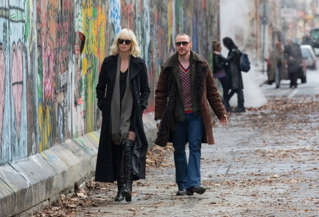 Atomic Blonde Film Locations in Berlin, Germany | Berlin Filming Locations in Atomic Blonde | Hollywood film set in 1980s Berlin, Germany Film Locations | almostginger.com