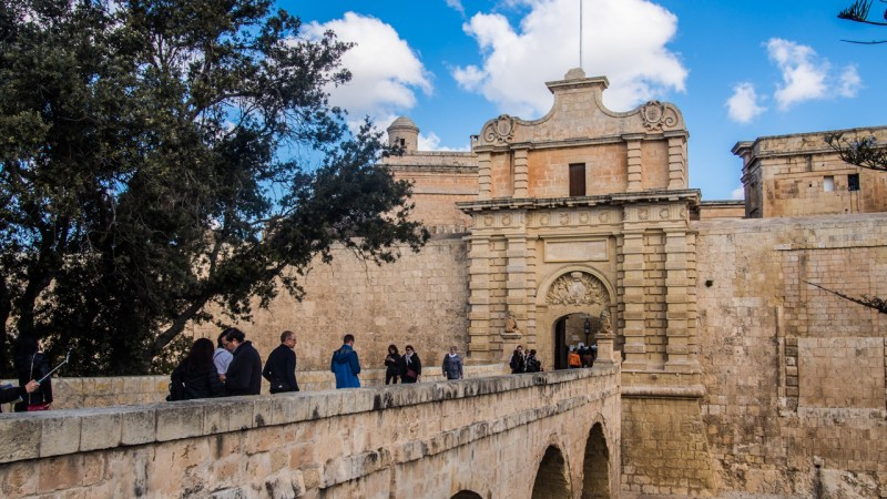 8 Surprising Things to do in Malta for film lovers including visiting the Popeye Village, visiting The Pub in Malta where Oliver Reed spent his last night, checking out Game of Thrones film locations in Malta, watching Buster Keaton movies at Cafe Society and at the Malta International Film Festival and other big Hollywood Film Locations in Malta | almostginger.com