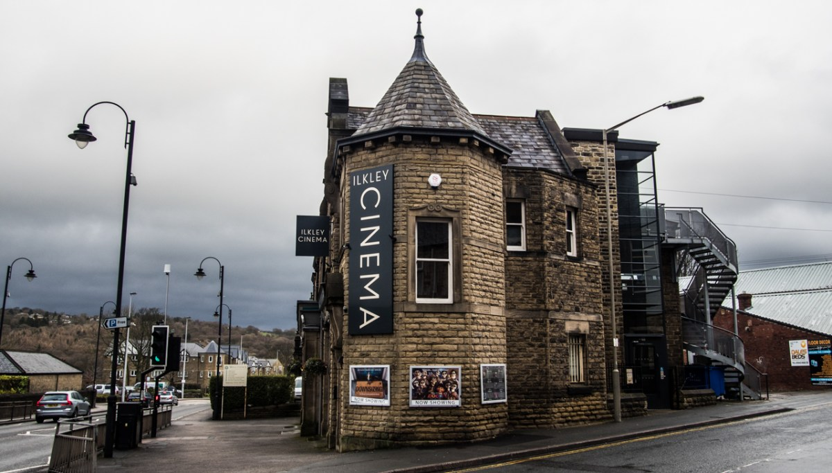 My Weekend in Ilkley, Yorkshire: Ilkley Cinema, Glamping & Cafes