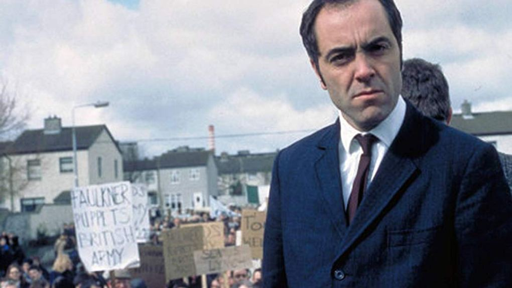 Bloody Sunday, one of the top films set in Northern Ireland
