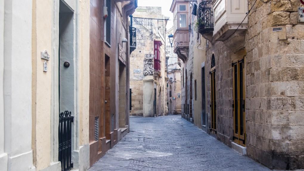 Streets of Rabat, Malta