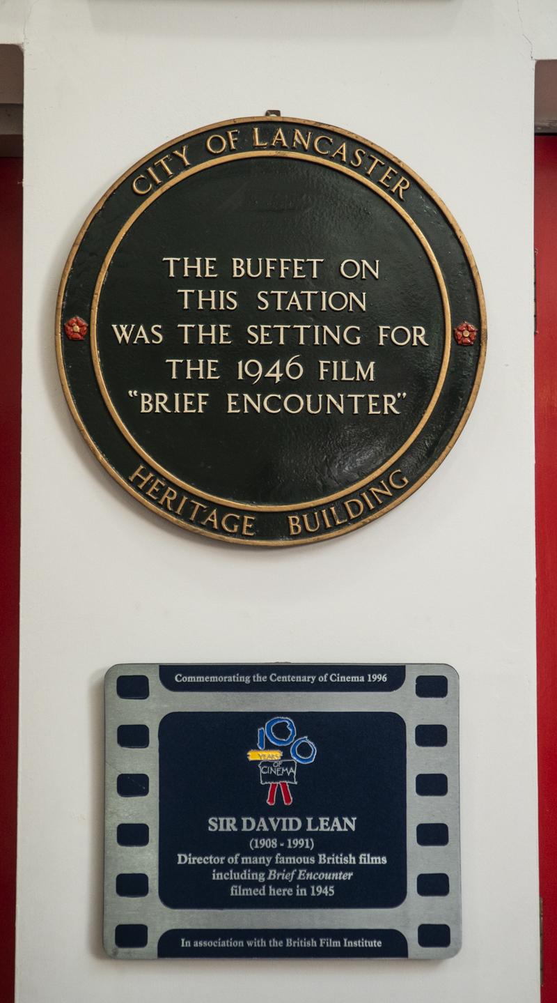 Brief Encounter Film Locations at Carnforth Station, Lancashire | almostginger.com