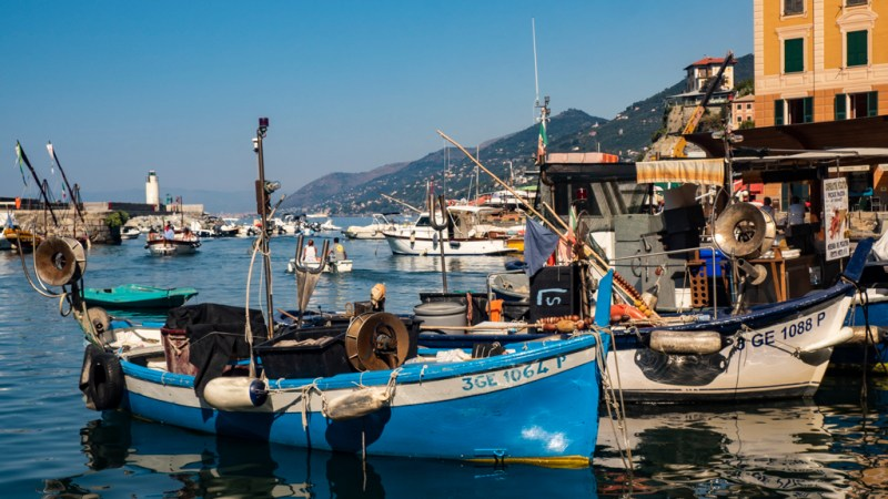 Genoa to Portofino: Guide to the Perfect 3 Village Day Trip | almostginger.com
