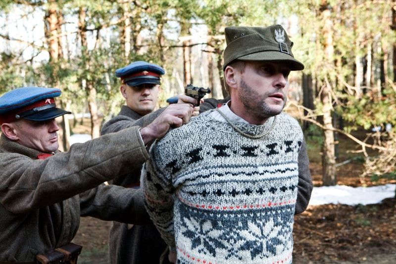 Katyn, one of the top films set in Poland