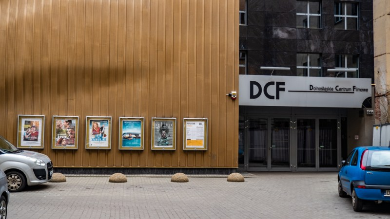 5 Things to do in Wrocław for Film Lovers | almostginger.com