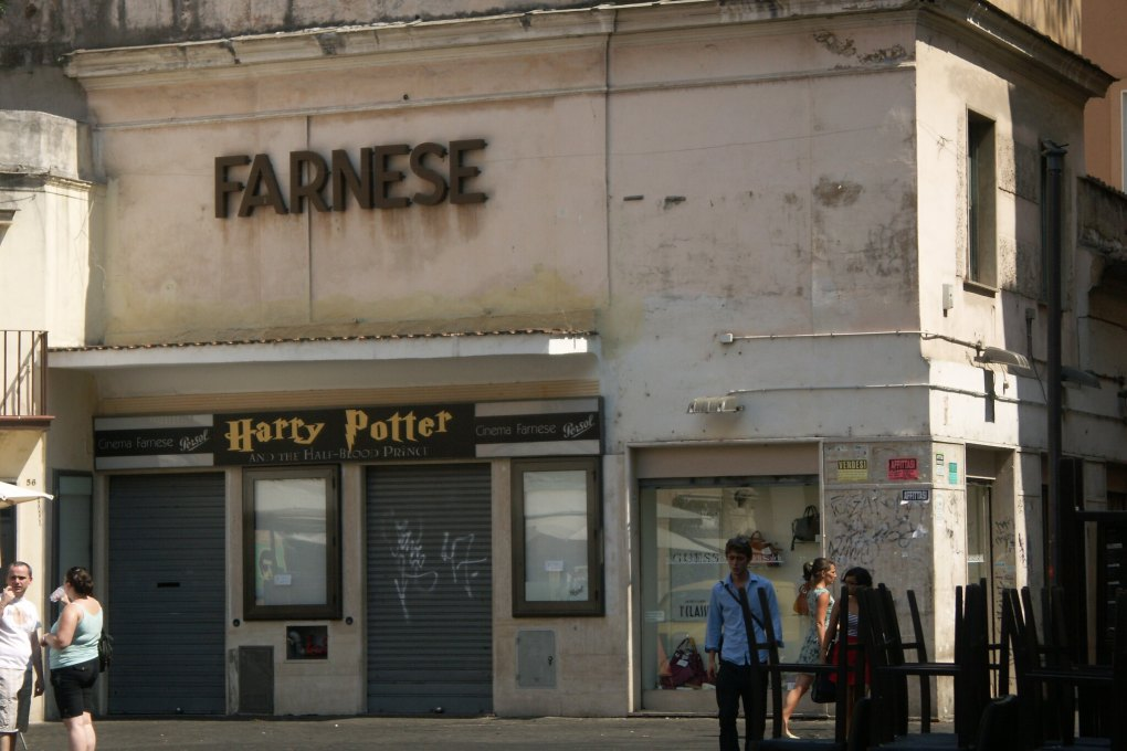 Cinema Farnese, one of the Best Arthouse/Independent Cinemas in Rome, Italy