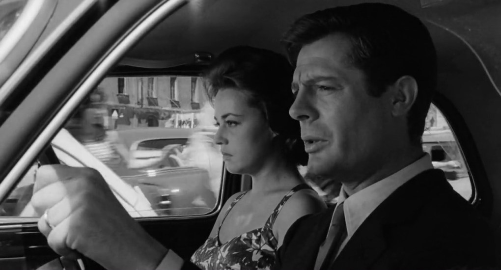 La Notte, one of the top films set in Italy