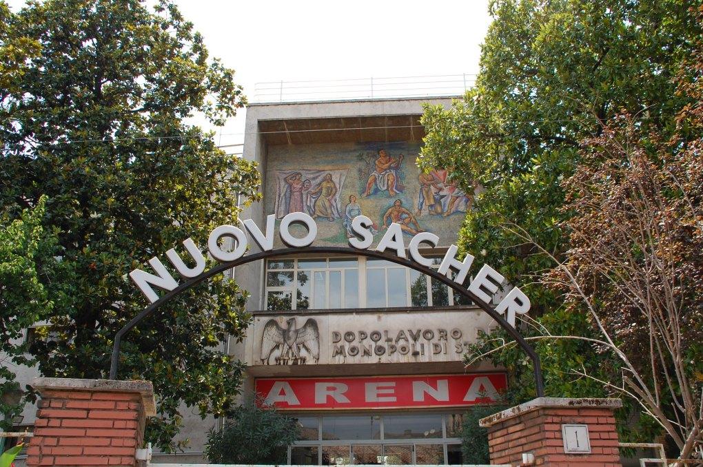 Cinema Nuovo Sacher in Rome, Italy