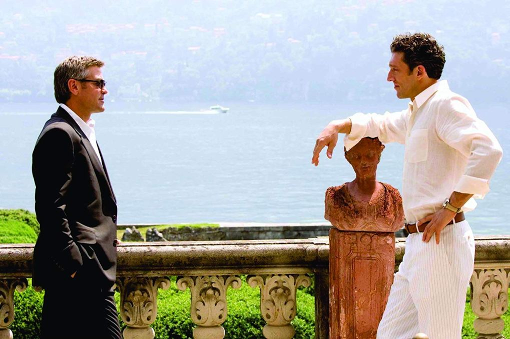 Ocean's Twelve, one of the top films set in Italy