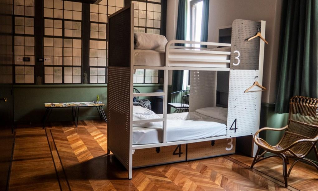 Generator Rome Hostel Female Dorm in Rome, Italy