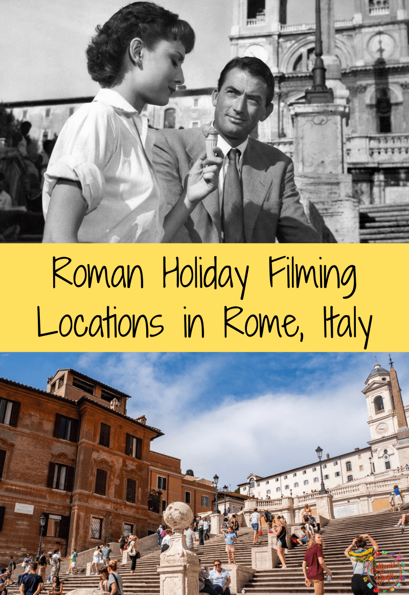 Roman Holiday Filming Locations in Rome, Italy | almostginger.com