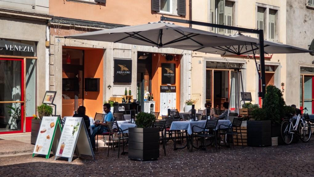 Hotel Aquila D'Oro in Trento, Italy