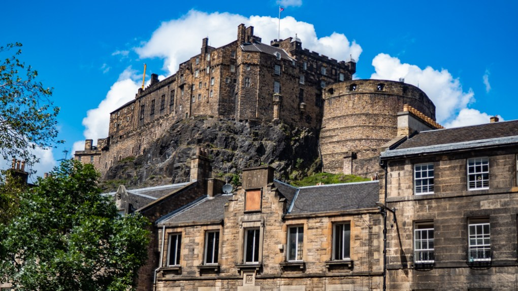 Edinburgh Castle   3 Days in Edinburgh
