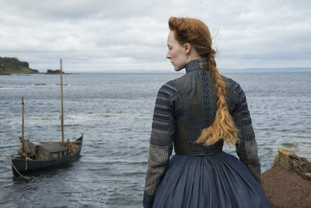 Mary, Queen of Scots, one of the best films set in Scotland