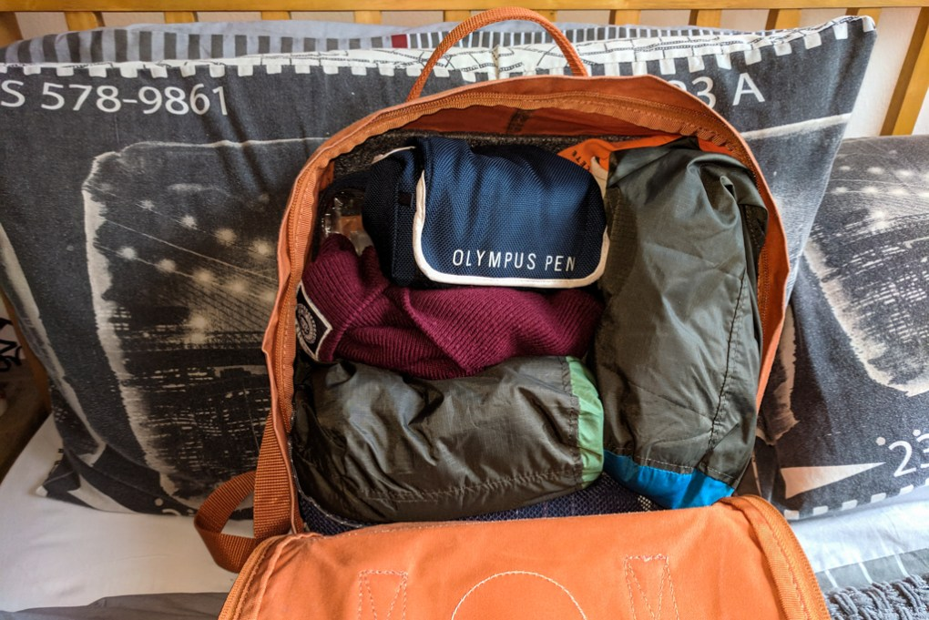 Packing for Wrocław, Poland in a Kanken backpack, how to spend 48 Hours in Wrocław, Poland