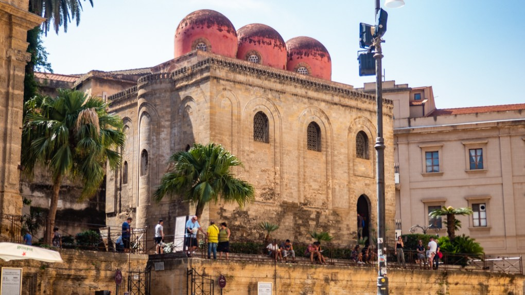 Church of San Cataldo in Palermo, Sicily | 48 Hours in Palermo, Sicily Travel Guide