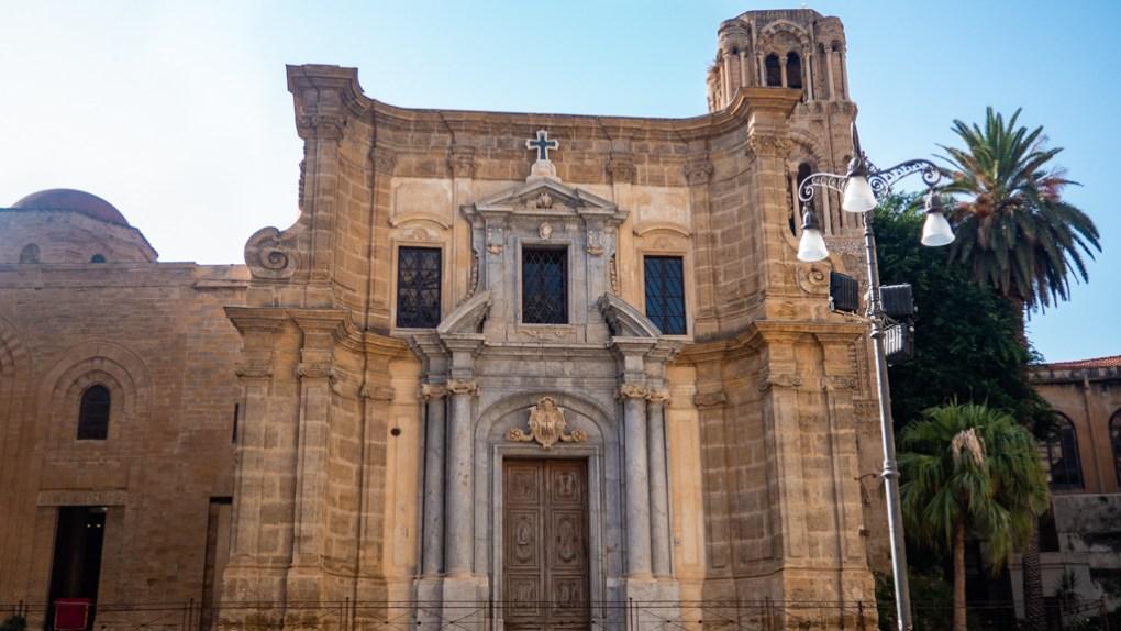 Santa Maria dell'Ammiraglio Church in Palermo, Sicily | 48 Hours in Palermo, Sicily Travel Guide