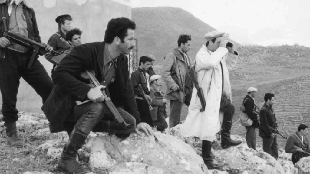 Salvatore Giuliano, one of the best films set in Sicily