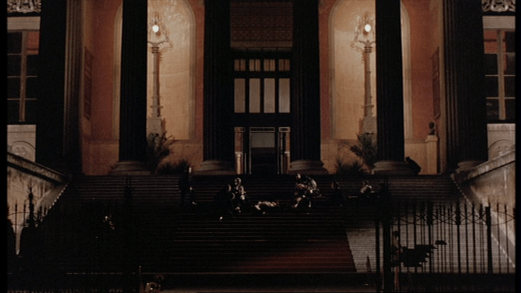 Teatro Massimo, one of The Godfather filming locations in Sicily