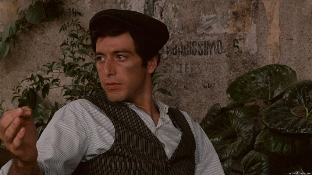 The Godfather, one of the best films set in Sicily