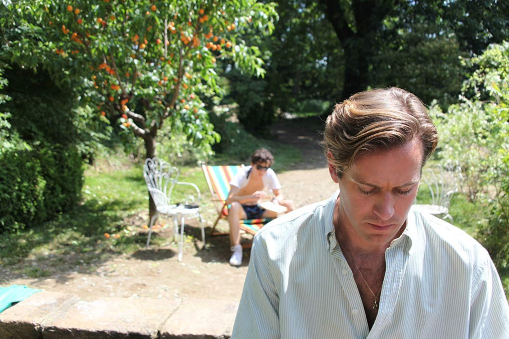 Best Travel Movie Call Me By Your Name (2017)