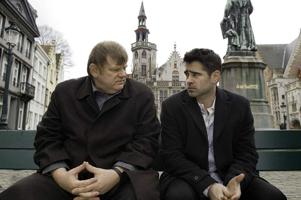 Best Travel Movie In Bruges (2008)