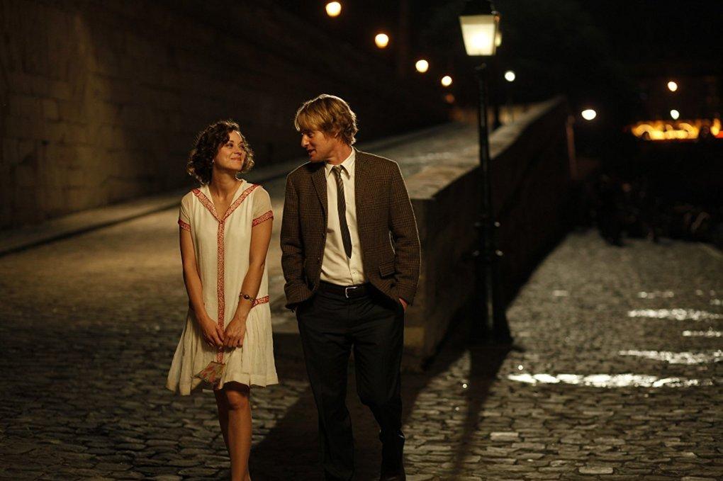 Best Travel Movie Midnight in Paris (2011)