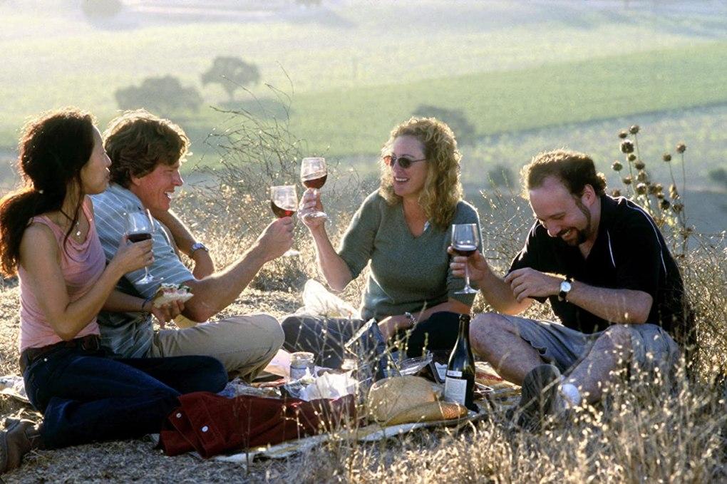 Best Travel Movie Sideways (2004)