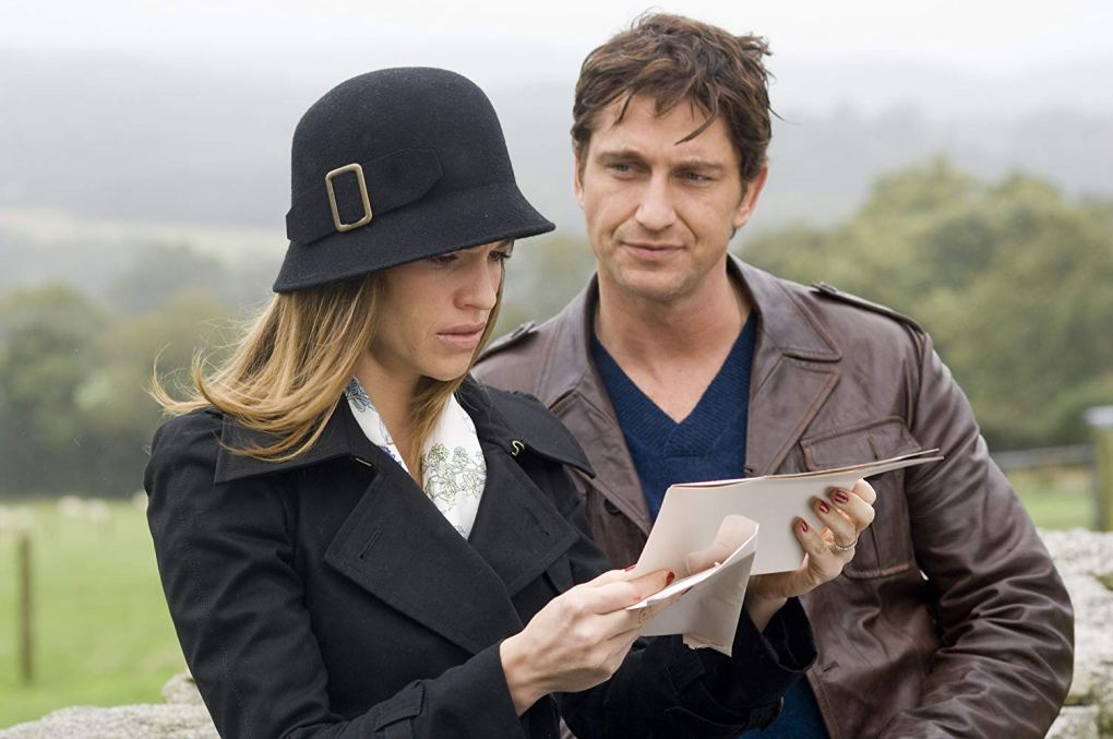 Holly reading Gerry's letter in at his parents' farm in Ireland | P.S. I Love You Filming Locations