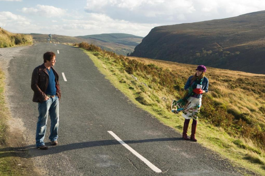 Film still from P.S. I Love You, a film set in Ireland