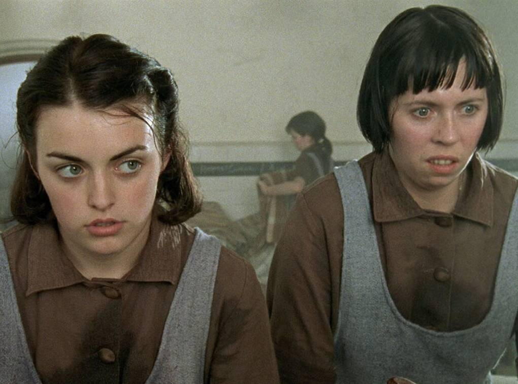 Film still from The Magdalene Sisters, a film set in Ireland
