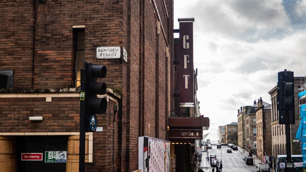 Glasgow Film Theatre in Glasgow, Scotland