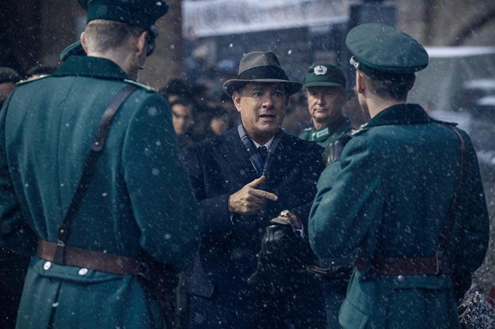 Bridge of Spies film still, a film set in Berlin, Germany